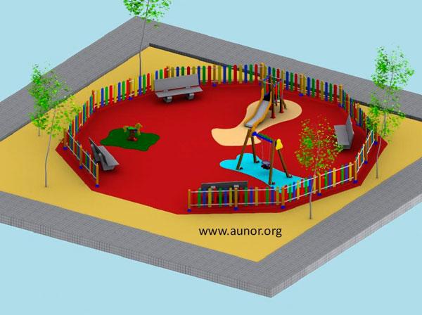 Ofertas de columpios para parques infantiles for Columpios infantiles